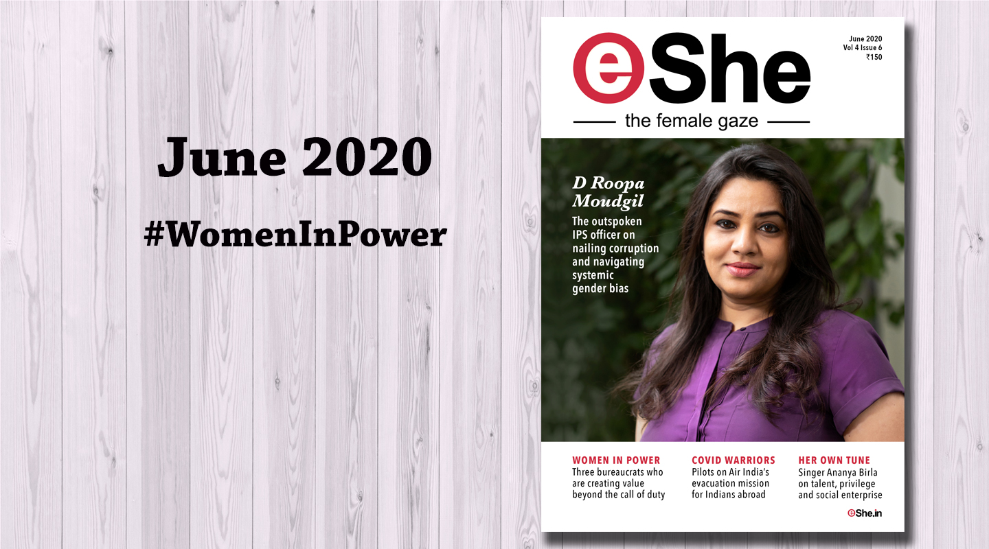 Read the June 2020 Issue of eShe Magazine