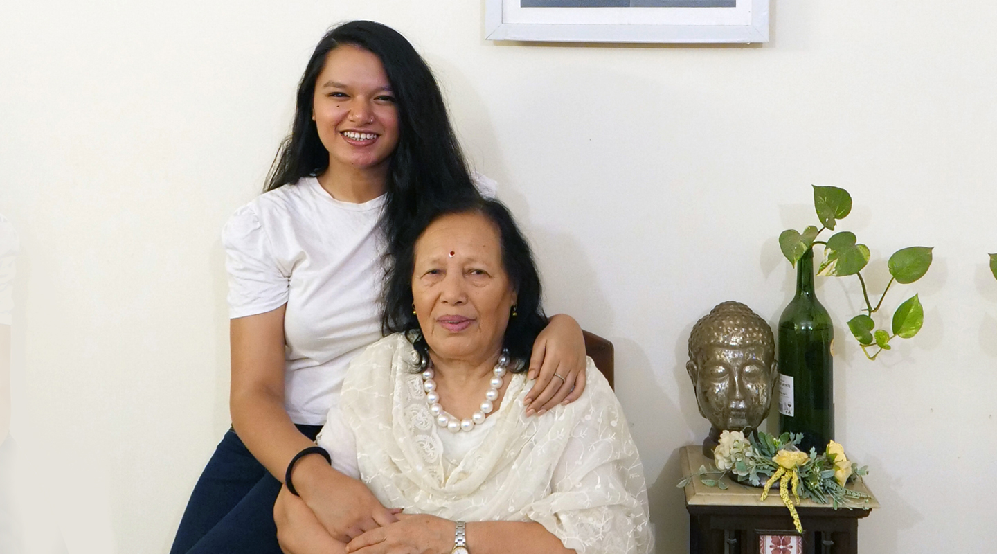 The Reinvention: Delhi Girl and Darjeeling Grandma's Lockdown Momo Kitchen