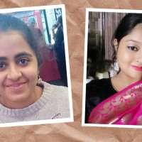Lockdown Poetry Contest Teen Stars: Ashwika Chhabria and S. Rupsha Mitra