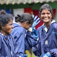 How a Global Beauty Brand Is Empowering Women Waste-Pickers in Karnataka
