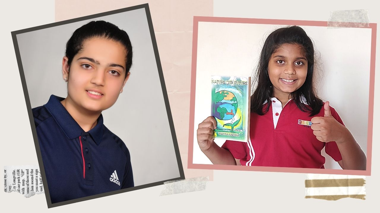 These Two Child Authors Are Bringing Up Burning Issues Through Their Books
