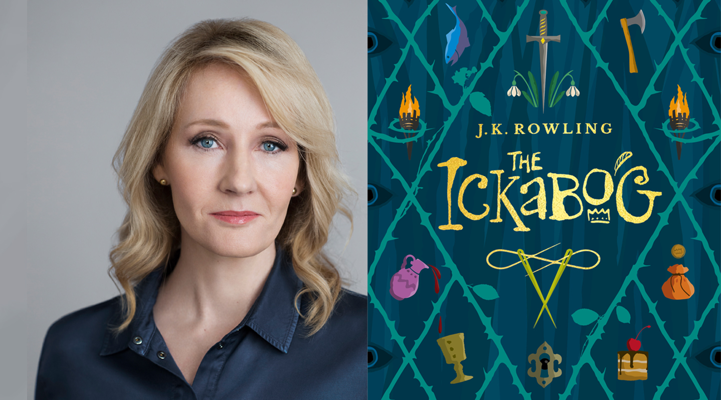 Book Review: JK Rowling's New Children's Book 'The Ickabog'