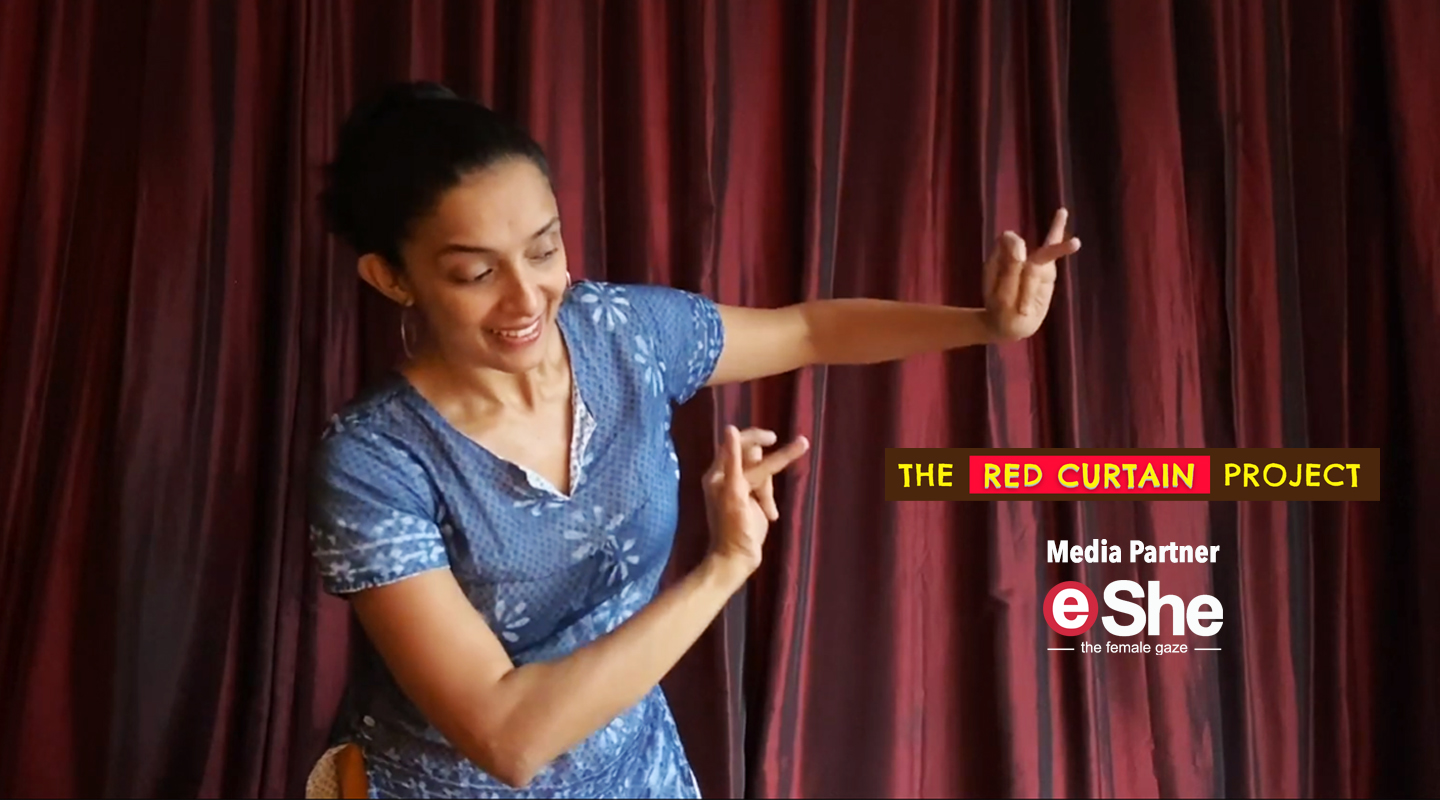 The Red Curtain Project: Innovative Dance Stories for Kids of All Ages