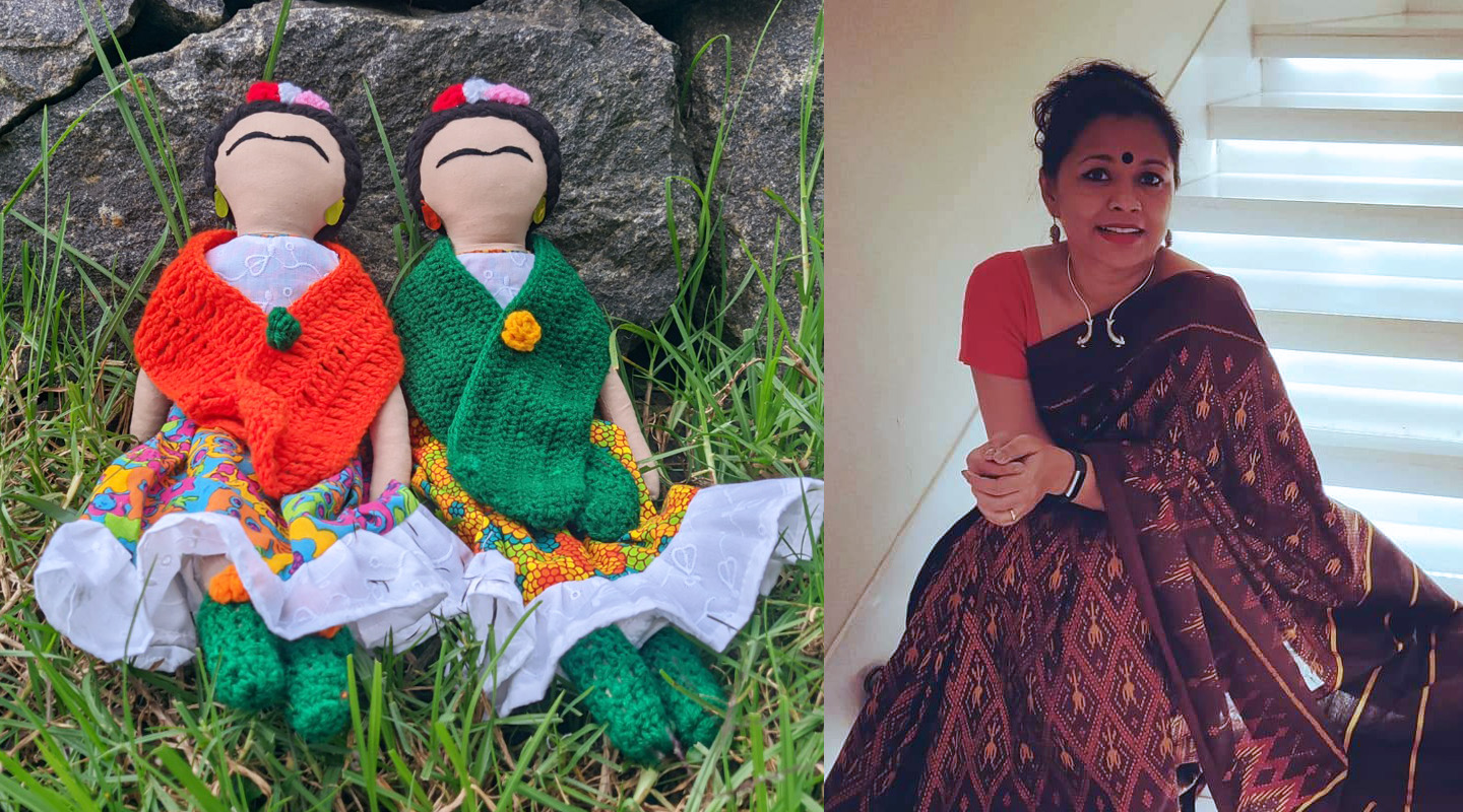 Feminist, Peacenik, Political: This Ex-Journalist's Ragdolls Are No Ordinary Toys