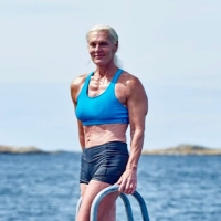 """Ageing Is a Myth,"" Says 64-Year-old Bodybuilder Grandma of Three"