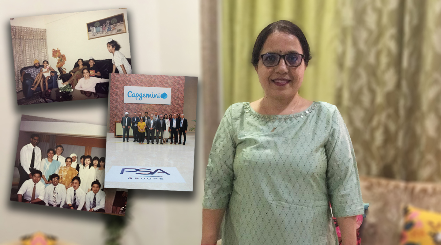 Capgemini's Director on the One-Rupee Coin that Changed Her Life