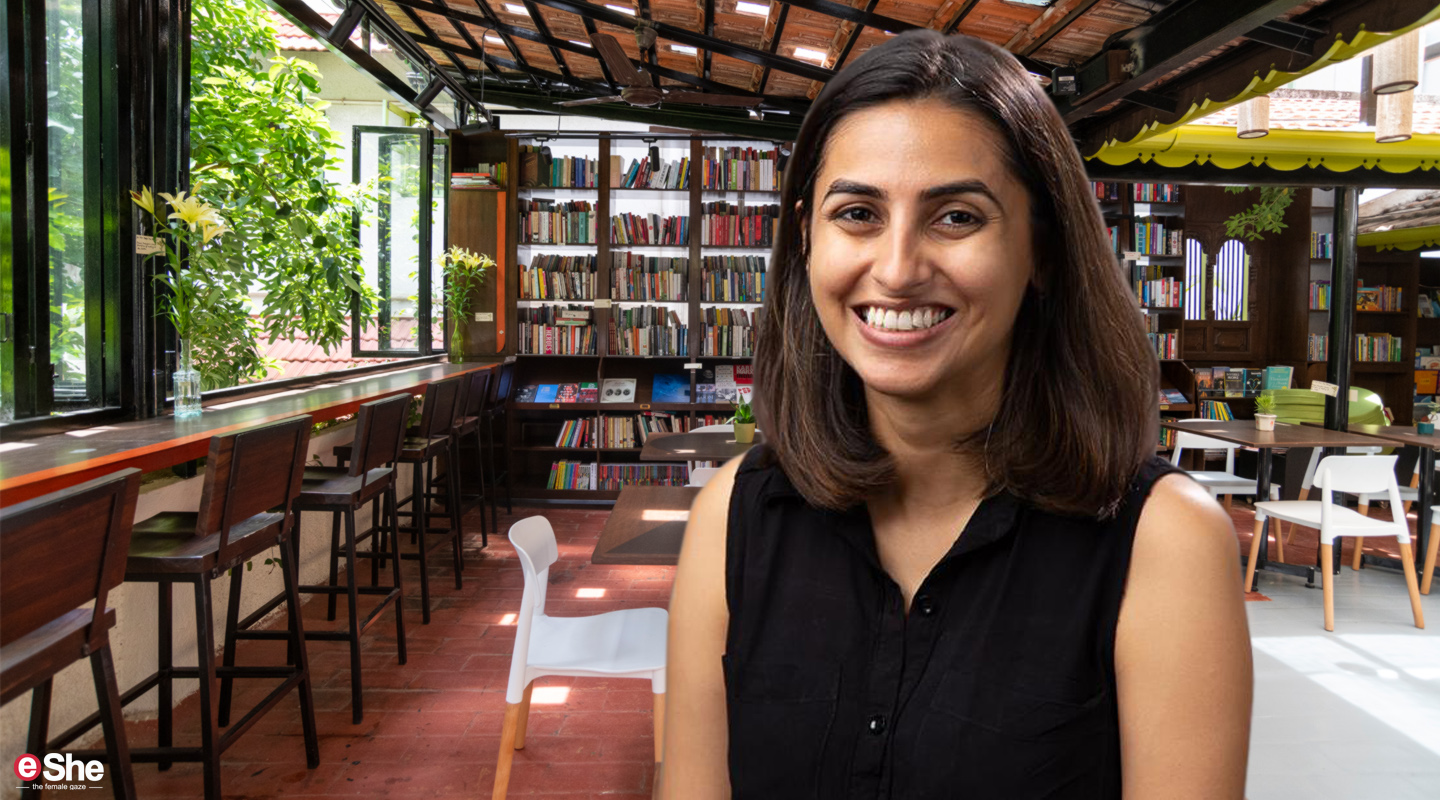 This Ecologist's Quaint Bookstore-Café is Reviving Bengaluru's Reading Culture