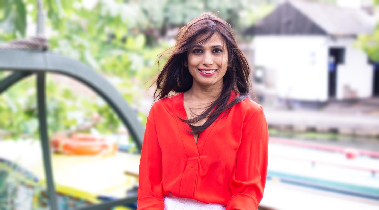 How London Techpreneur Darshita Gillies Created a Philanthropy Platform to Drive Impact