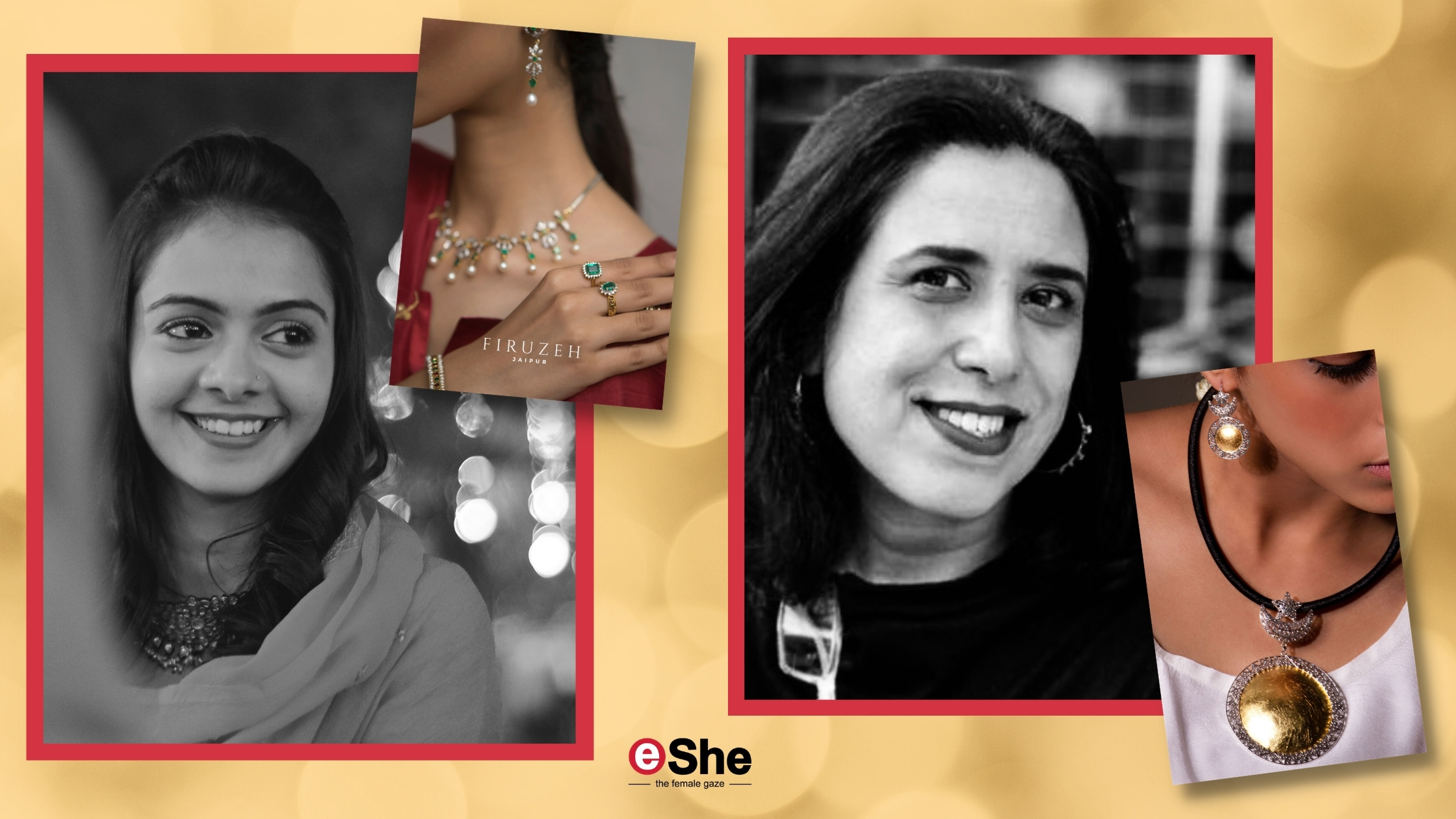 Two Designers Bridging India and Pakistan Through Their Life and Jewellery