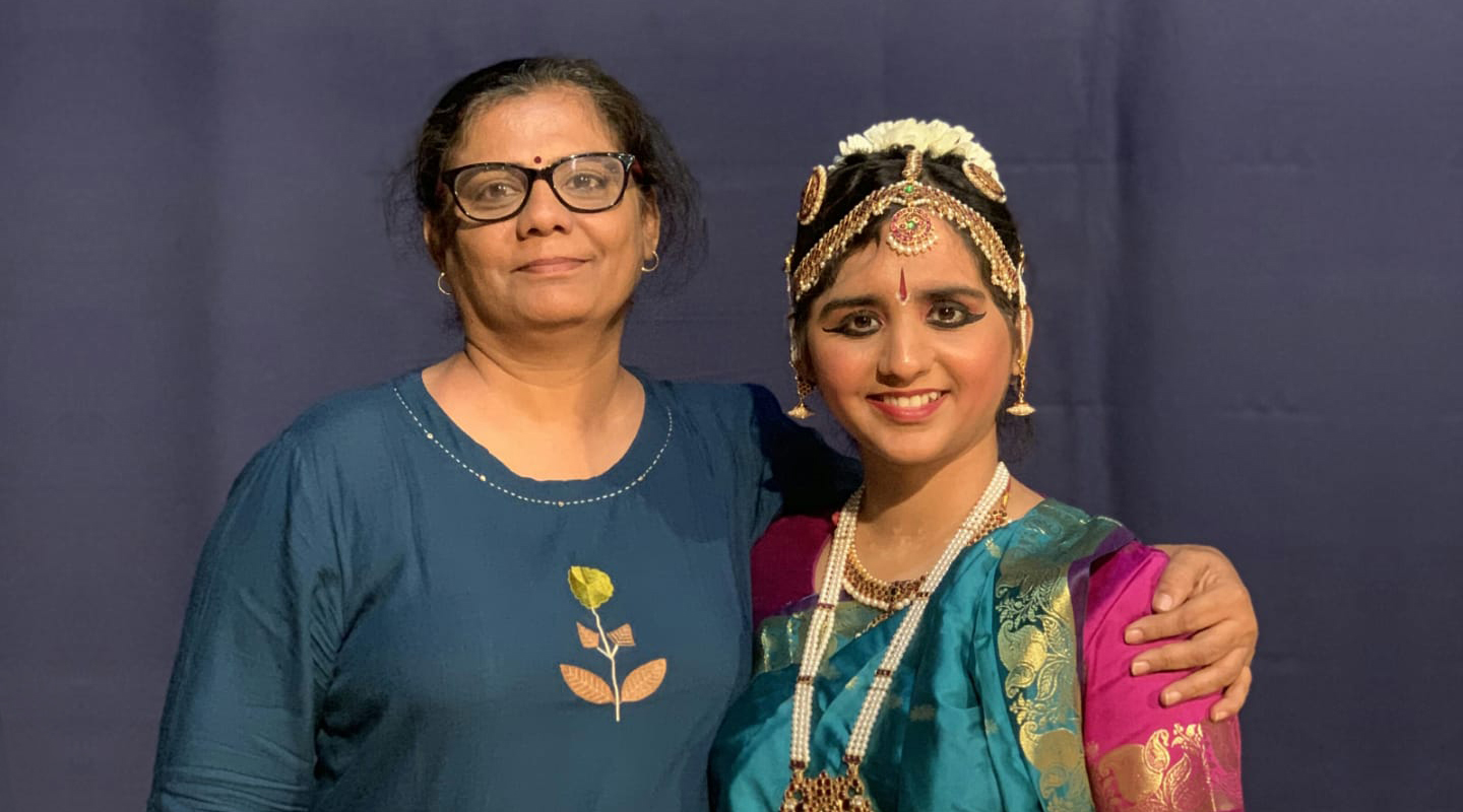 A Girl with Brain Damage, a Mother's Love, Classical Dance and Modern Medicine