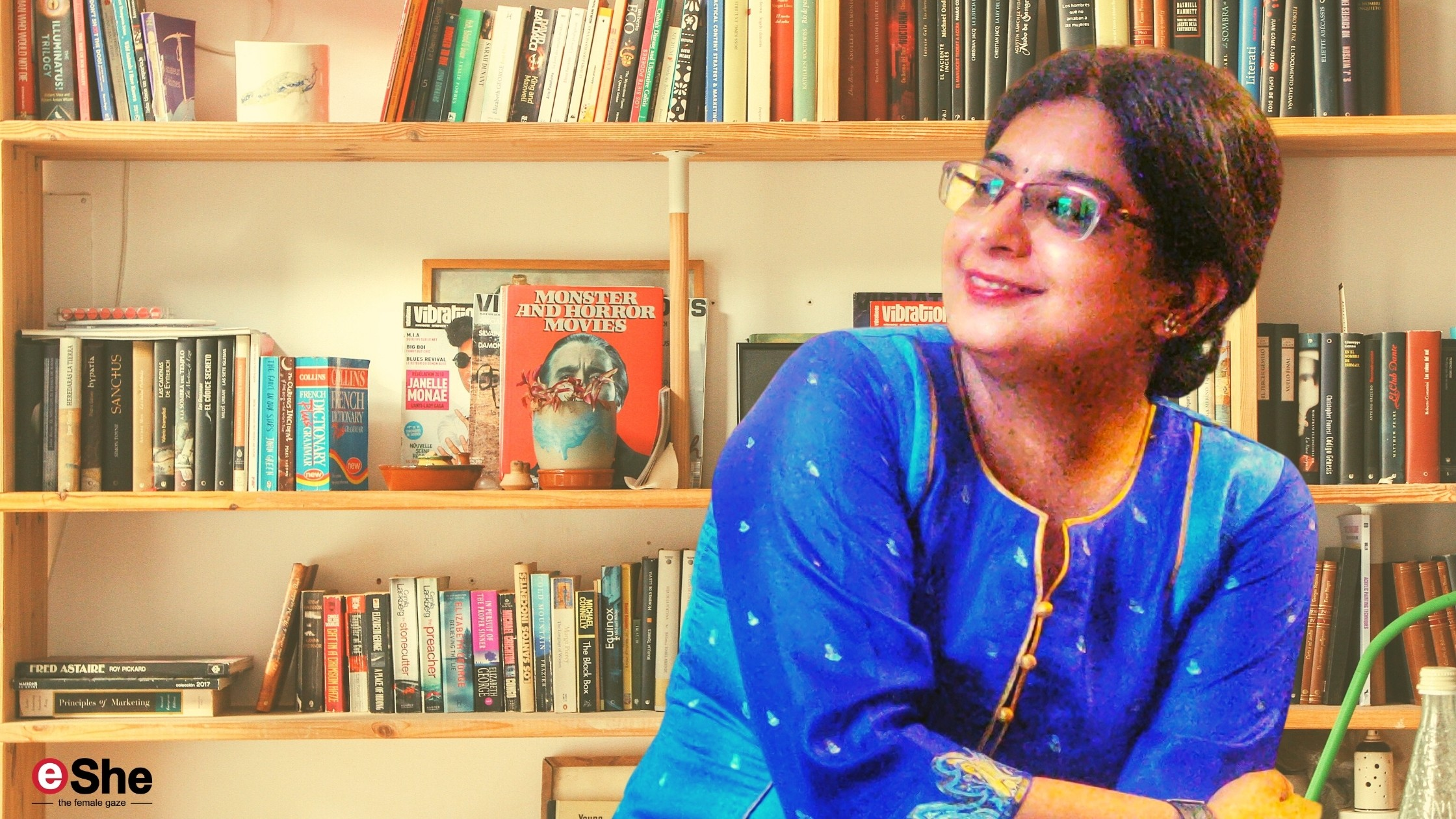 The Pandemic Through the Eyes and Reading List of a Bibliophile