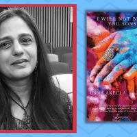 Feminist Poet Usha Akella's Book 'I Will Not Bear You Sons' Is a Scathing Indictment of Patriarchy
