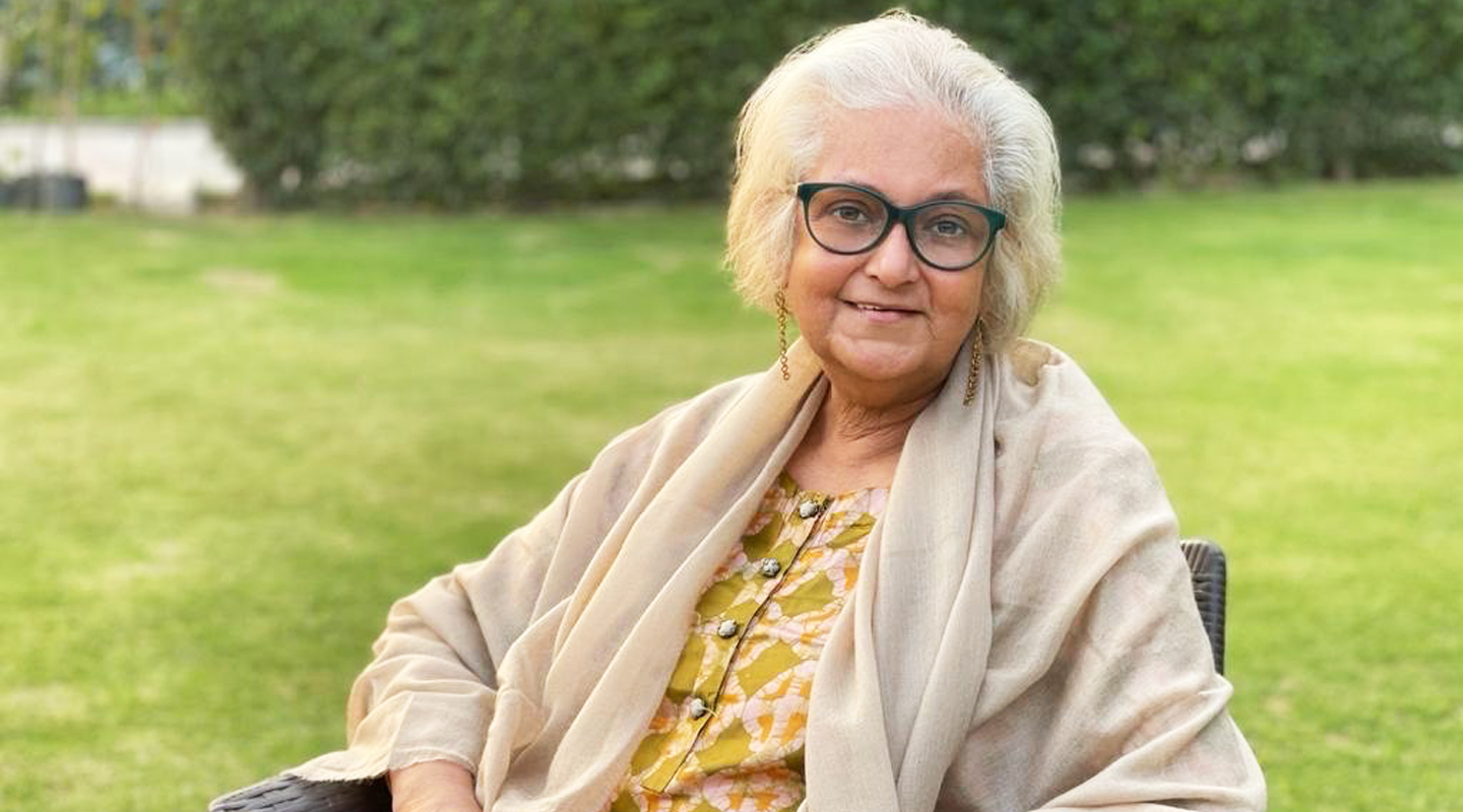 """""""Indian women are individually strong but socially vulnerable"""": Namita Gokhale"""