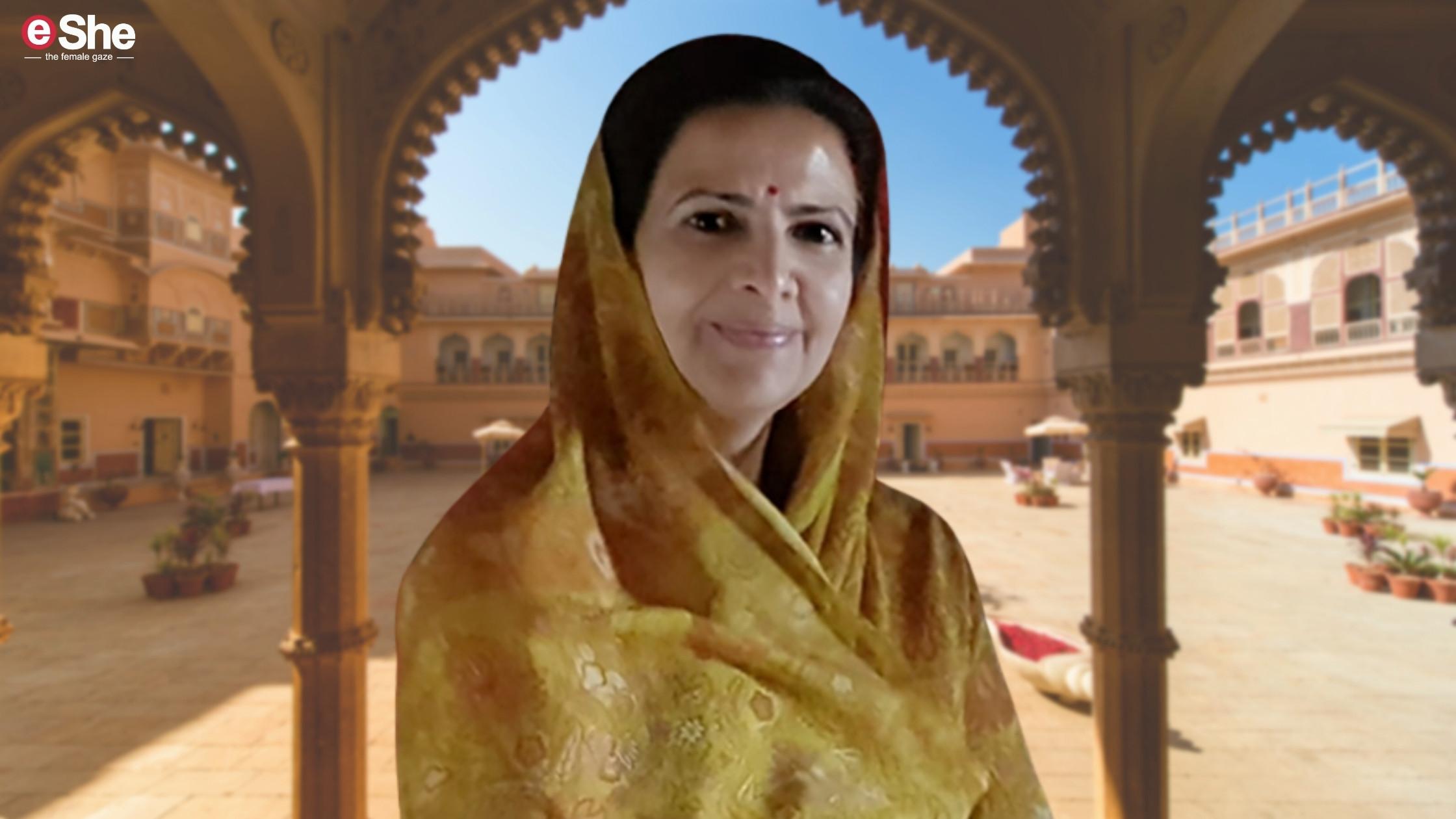 Sarita Kumari Sodha on her Rajput heritage, Indo-Pak history, and being an ambassador of peace