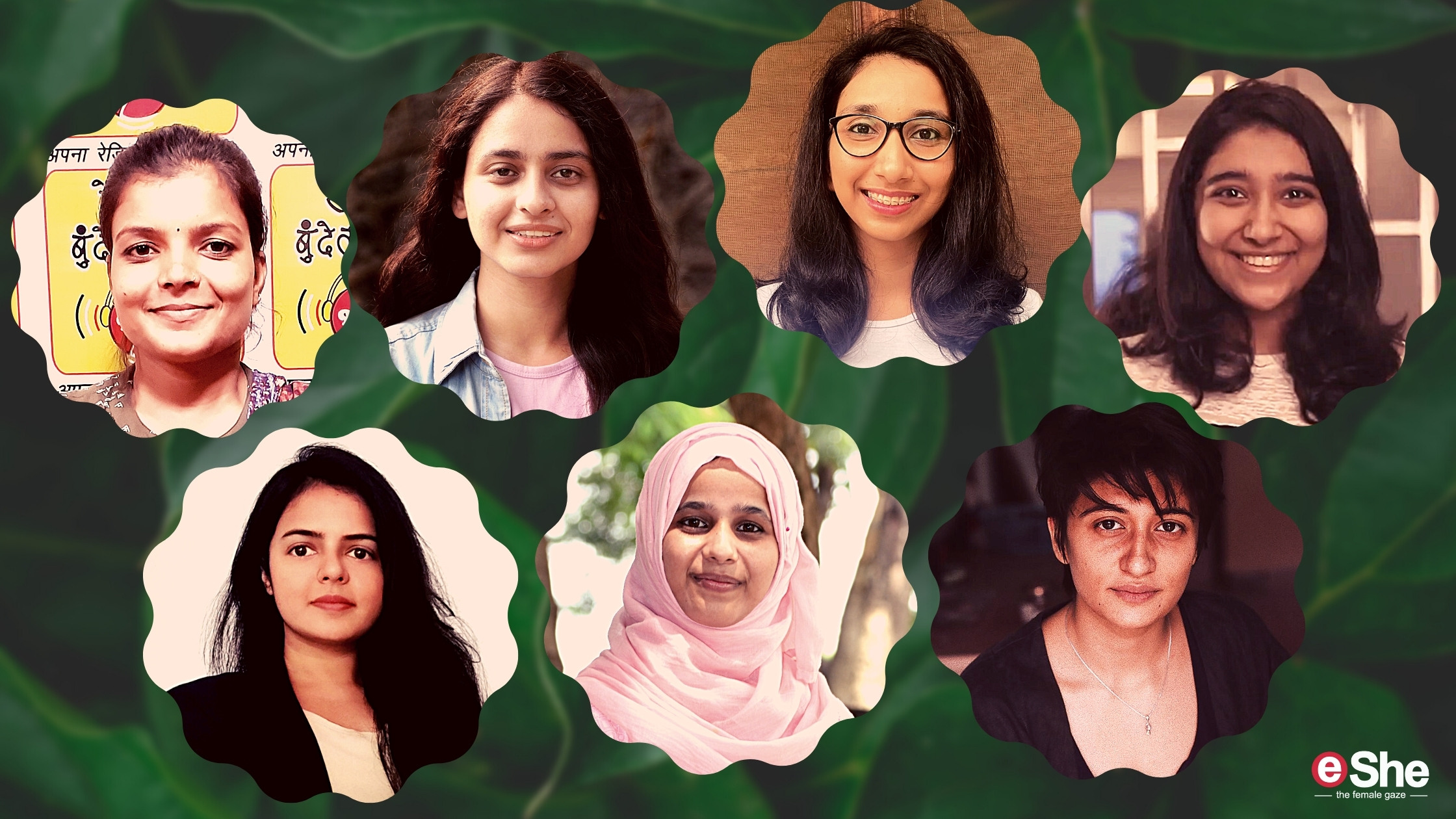 These 7 young Indian climate-change activists are fighting for a greener future